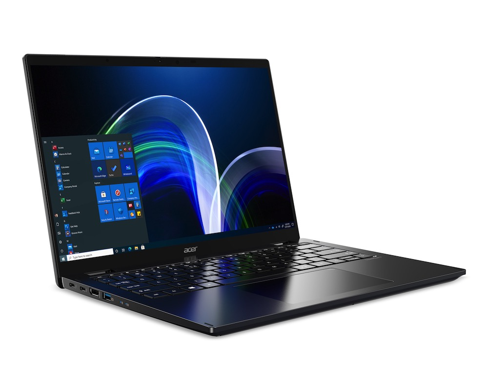 Acer TravelMate P6 Spin