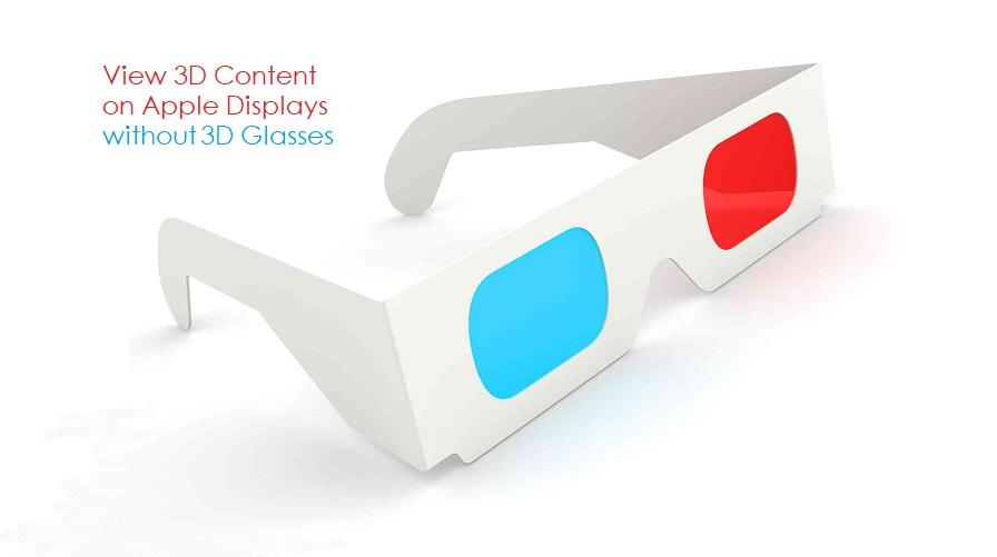 Apple 3D Content
