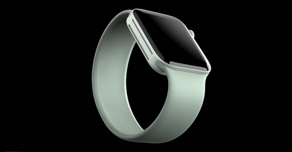 Apple Watch Series 7 Mockup