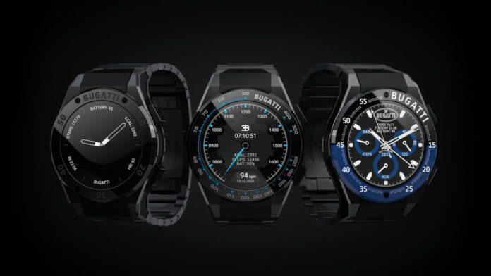 Bugatti Smart Watches