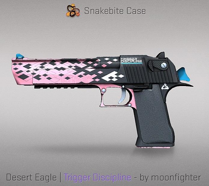 Desert Eagle | Trigger Discipline