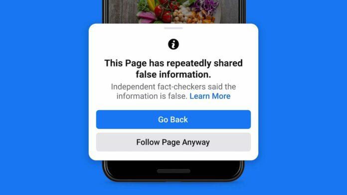 Facebook Misinfo