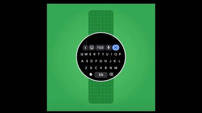 Gboard on Wear OS