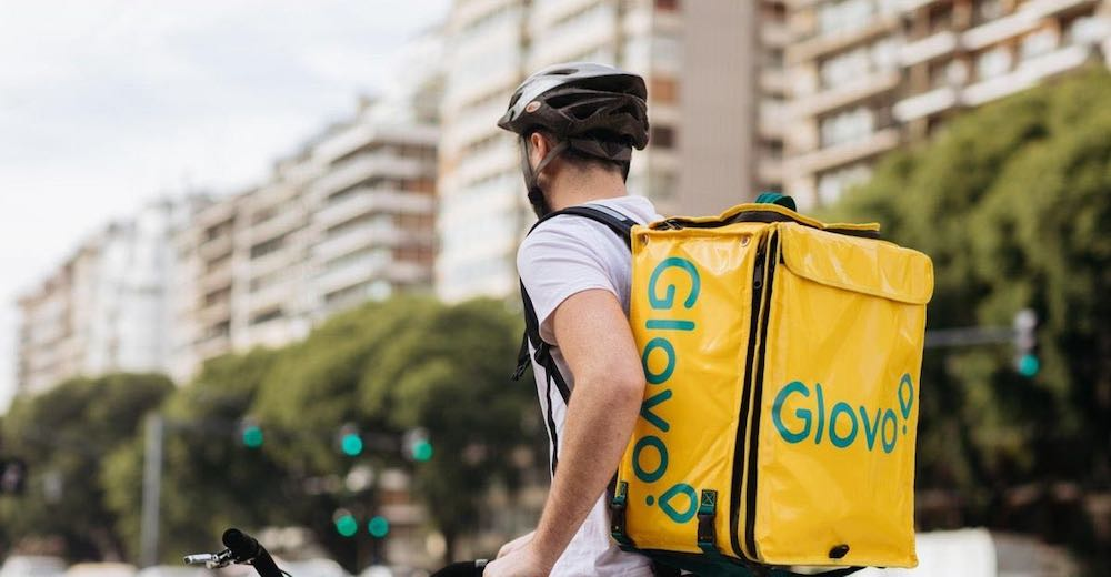 Glovo Bicycle