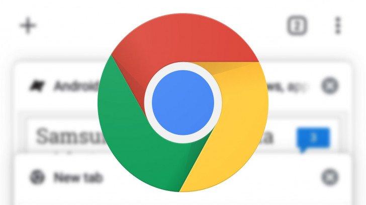 Google Chrome Logo Android