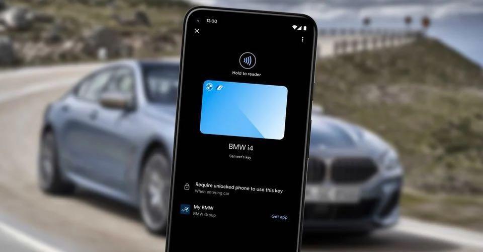 Google Digital Car Key Android