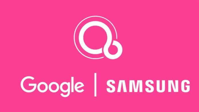 Google Fuchsia Samsung