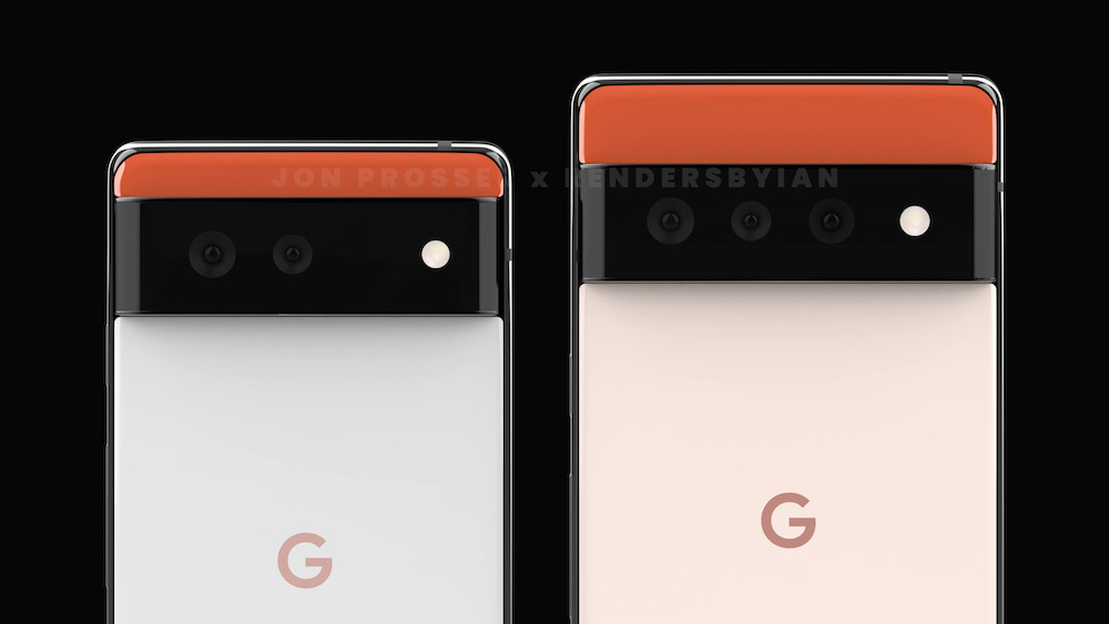 Google Pixel 6 and 6 Pro Cameras