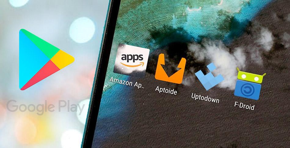 Android Google Play Alternatives
