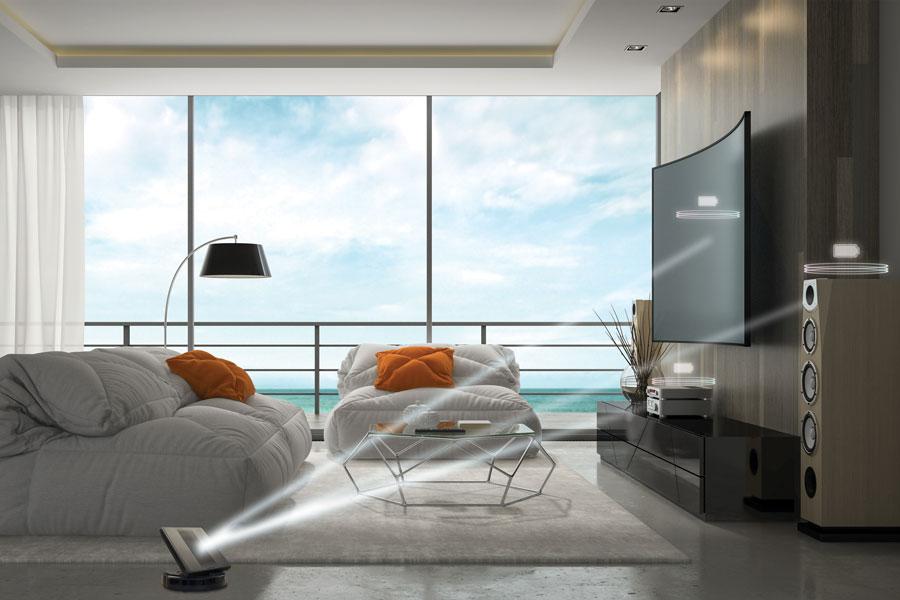 GuRu Technology Livingroom