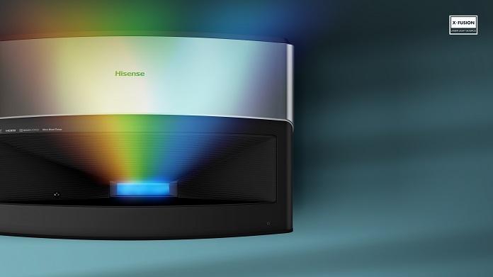 Лазерний телевізор Hisense - X-Fusion