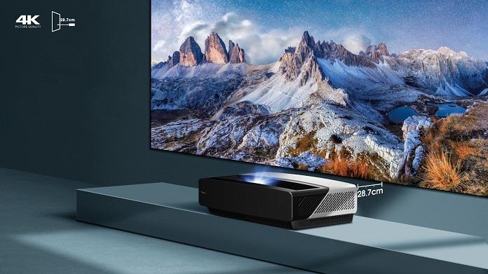 Лазерний телевізор Hisense - 4K Ultra HD