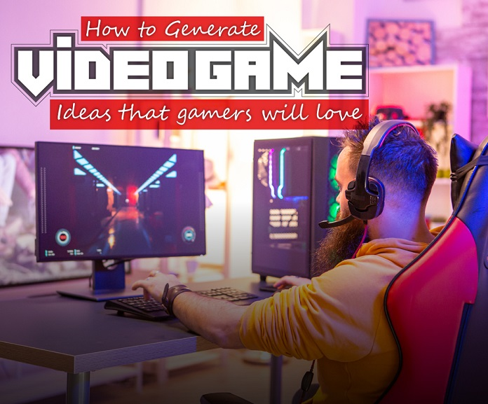 How to Generate Video Game Ideas