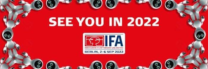IFA 2022 banner