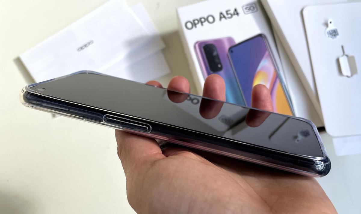 OPPO A54 5G