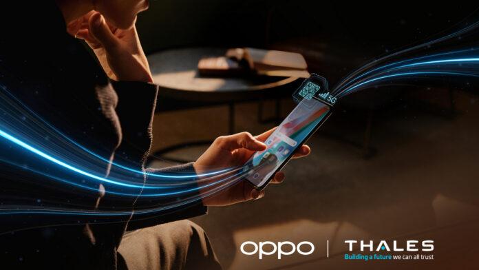 OPPO Thales SIM