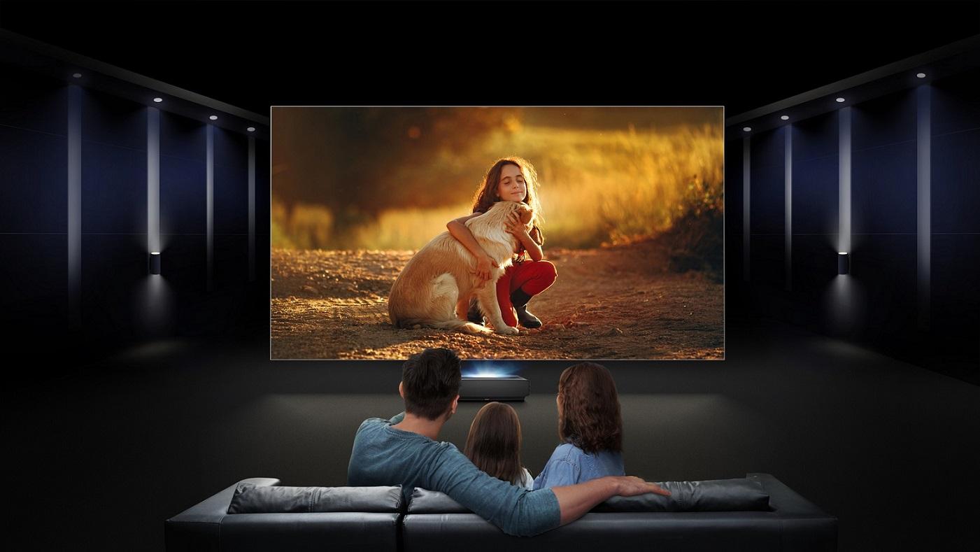 Sonic Screen Laser TV