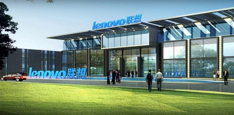 История компании Lenovo