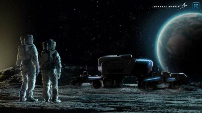 NASA Lockheed GM Defense Lunar Vehicles