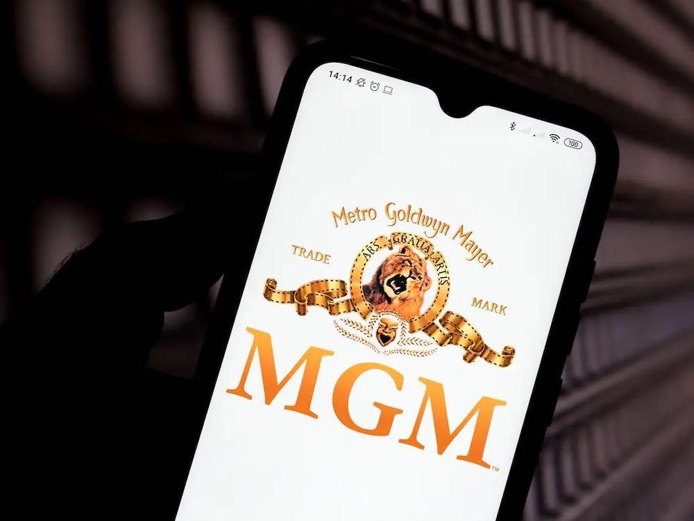 MGM Logo Mobile