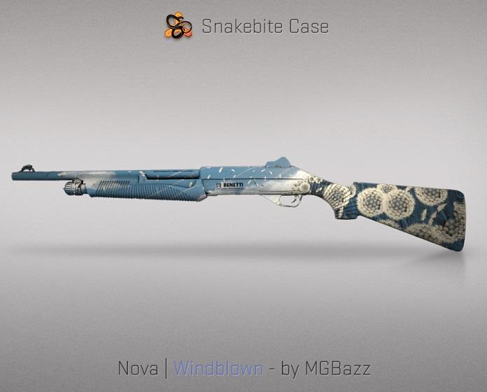 Nova | Windblown