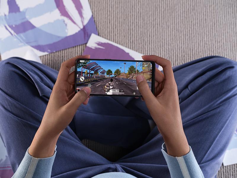 OPPO A74 Game Focus Mode