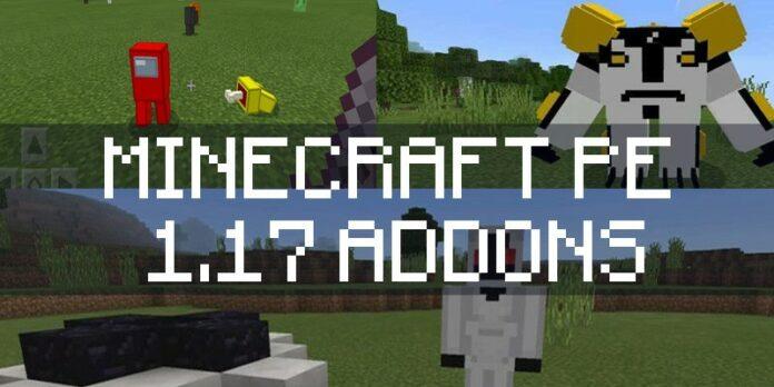 Minecraft PE 1.17.0, 1.17.50, 1.17 Mods