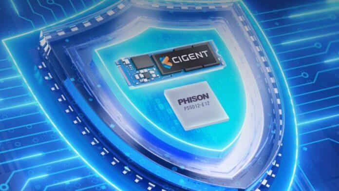 Phison Cigent Partnership