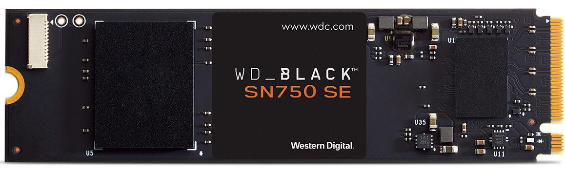 WD_BLACK SN750 NVMe SSD