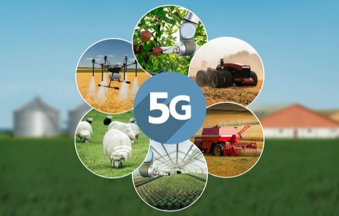 Qualcomm 315 5G IoT Farming
