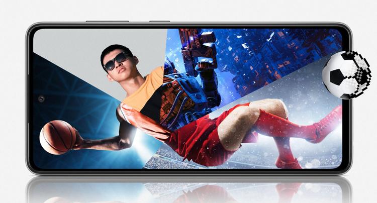 Samsung Galaxy A52 Display