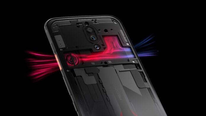 Smartphone Active Cooling
