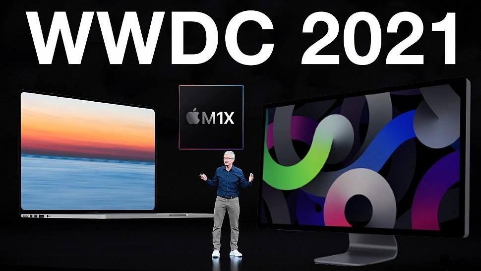 WWDC 2021 Tim Cook