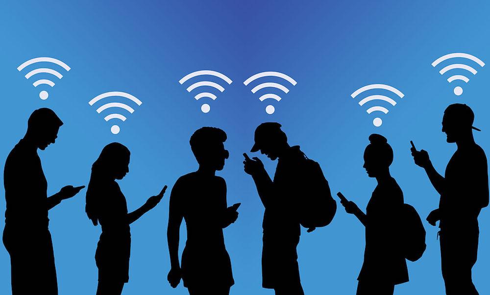 Wi-Fi Controls People