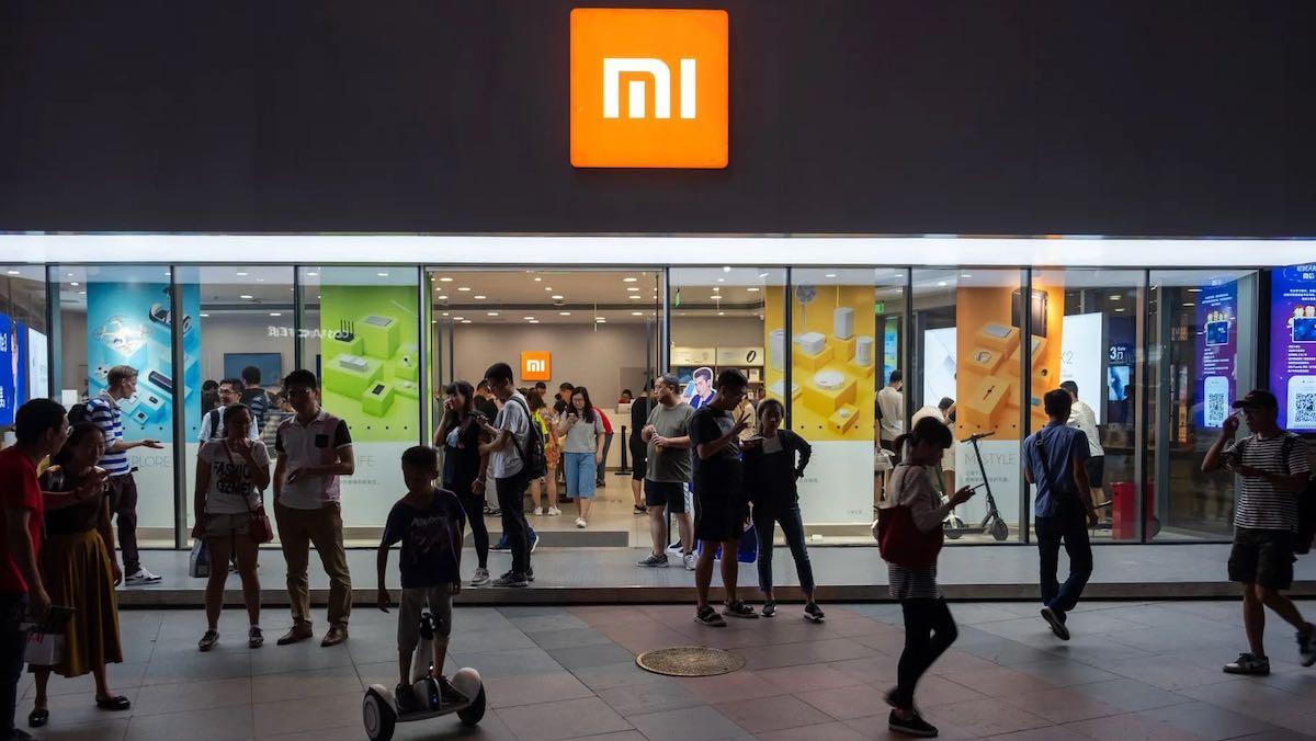 Xiaomi Sanctions