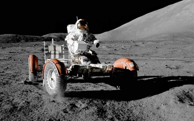 apollo moon buggy