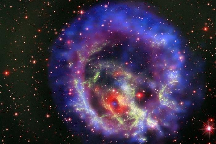 neutron star ілюстрація зірки