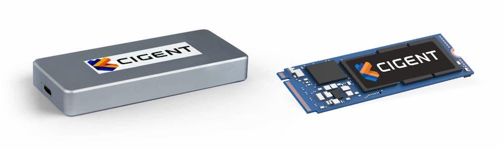 Secure SSD K2 (зовнішній, внутрішній)