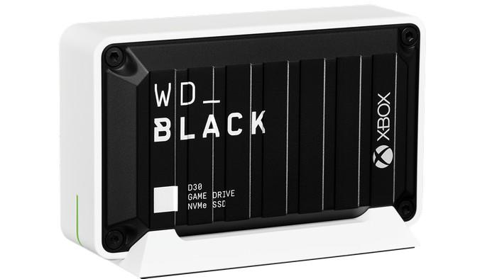 WD Black SSD XBox
