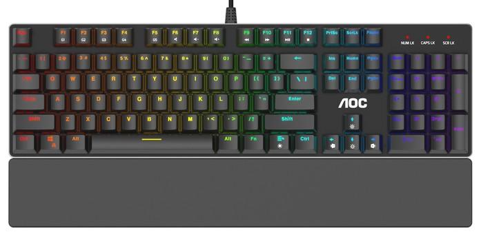 AOC Gaming gk500
