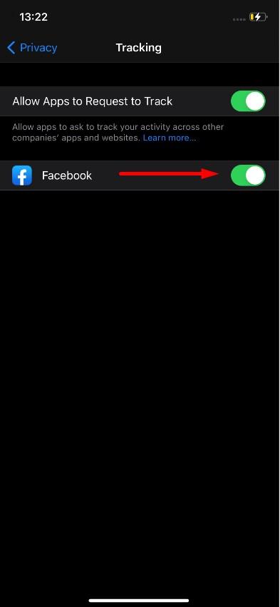 Як вимкнути відстеження даних у iOS 14.5