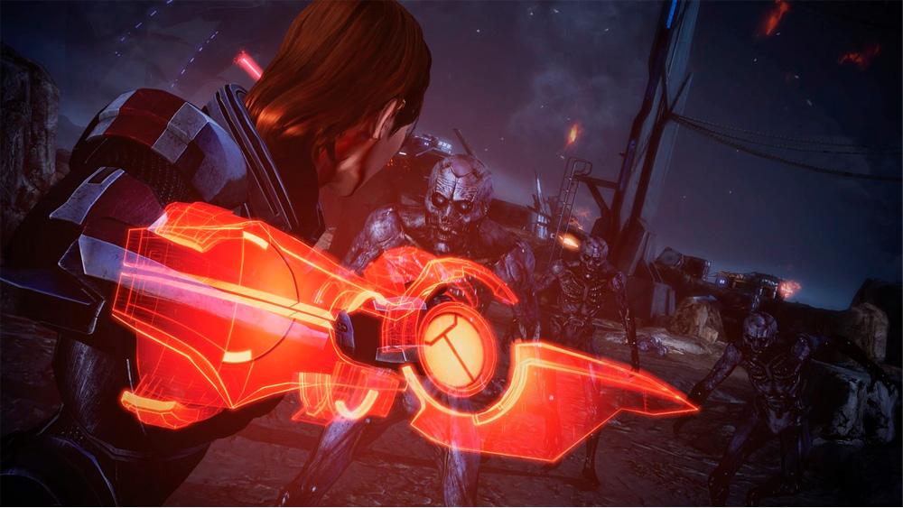 Обзор Mass Effect Legendary Edition — Я коммандер Шепард, и это мой любимый ремастер на «Цитадели»