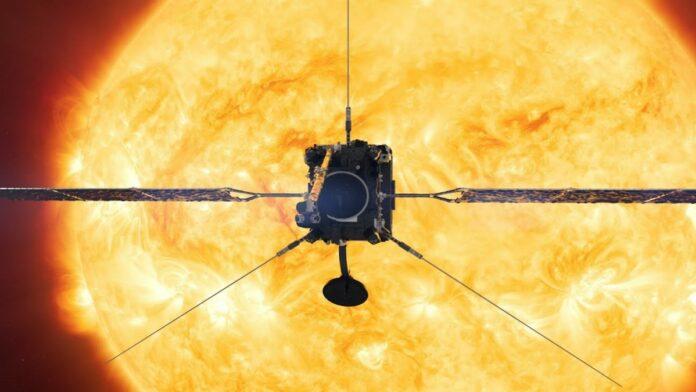 NASA/ESA Solar Orbiter