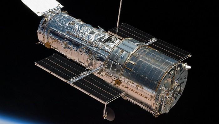 Hubble's Wide Field Camera 3