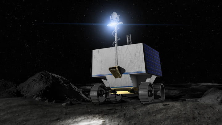 VIPER NASA