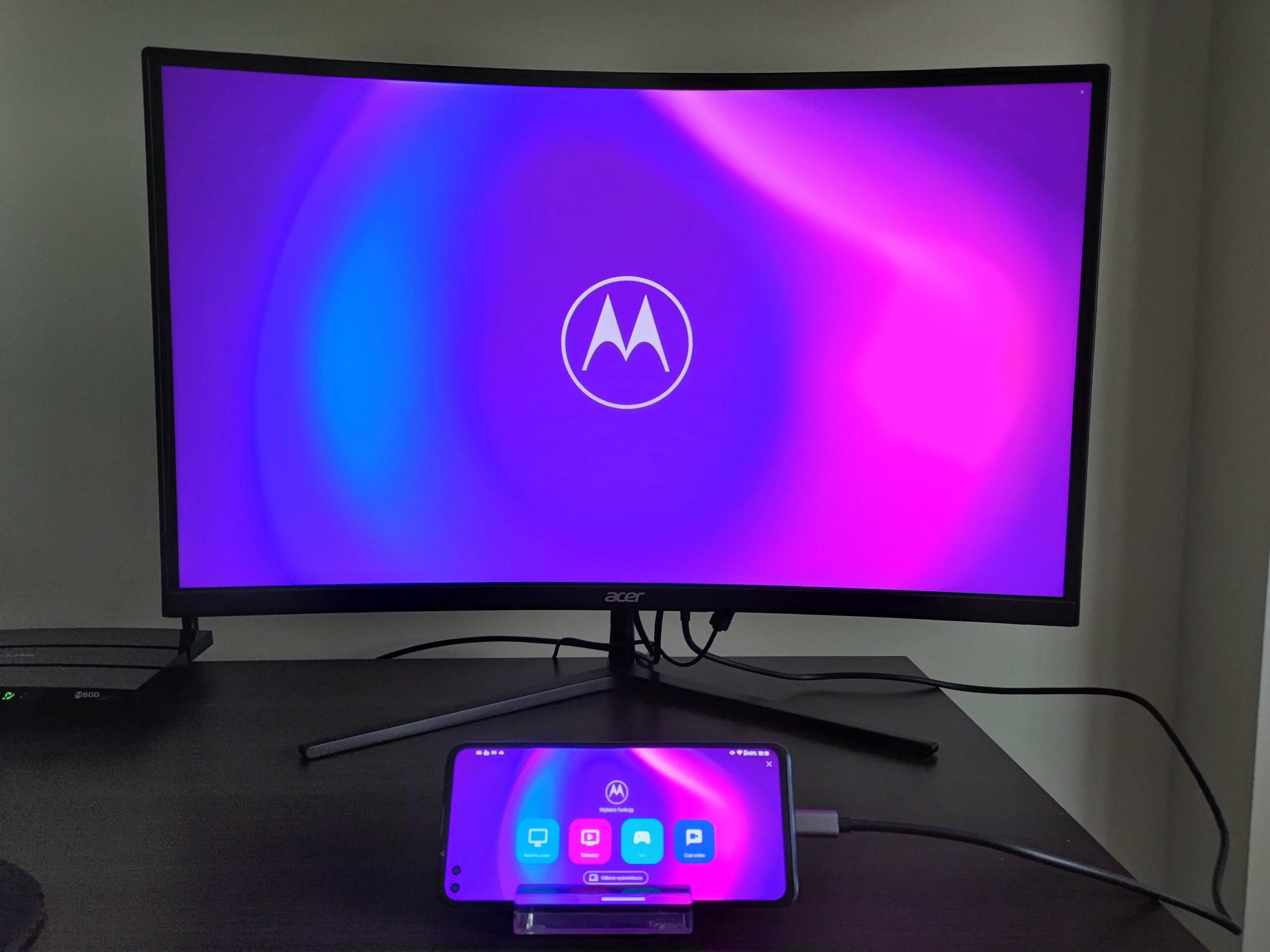 Motorola Ready for