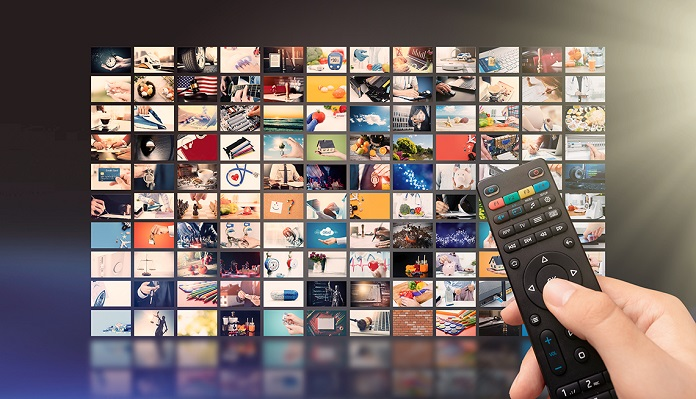 Streaming Movies and Television Series