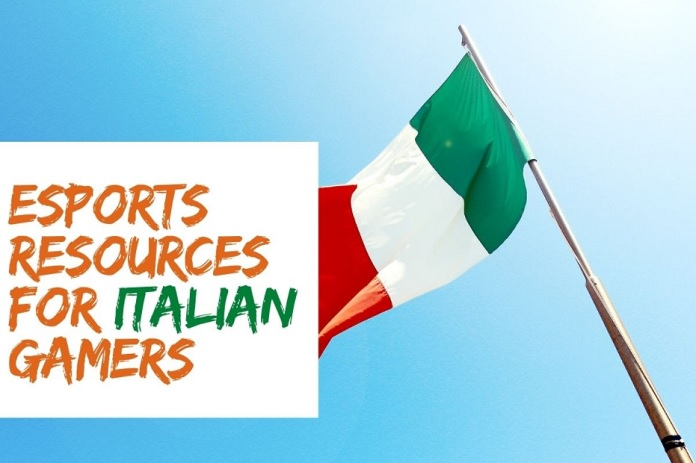 The Most Popular eSports Resources for Italian Gamers