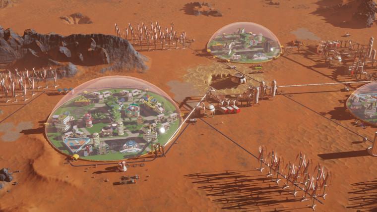 Humble Bundle Surviving Mars Deluxe Edition