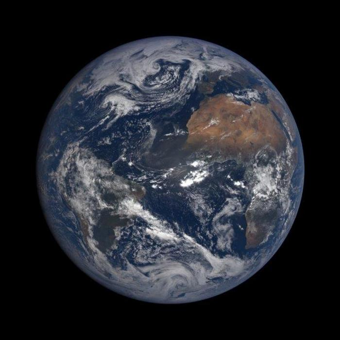 earth after global warming